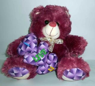 buy moon bear ILU(purple)