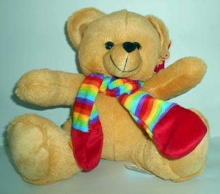 buy puffy bear(light brown)