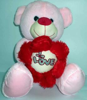 buy lotus love bear(pink)