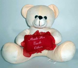 buy bizzy bear made for each other