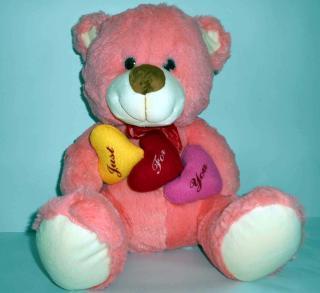 buy jammy bear dark pink colour