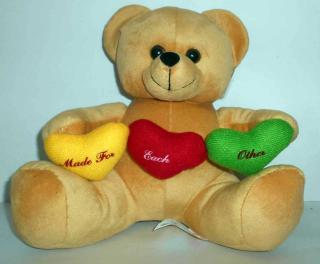 buy bizzy bear made for each other(brown)