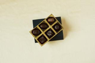 buy Classic Festive Chocolate Truffles