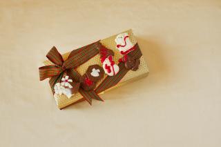 buy Stunning box with Christmas Chocolates