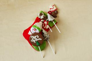 buy Christmas Chocolate  Stocking from Santa
