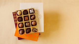 buy Assorted Chocolate  Truffles Christmas  Designer Treat