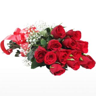 buy Perfect Love Red Rose Bunch