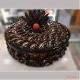 Buy Chocolate Fudge Eggless Cake