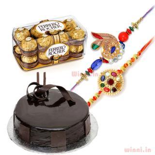 buy Chocolaty Wishes