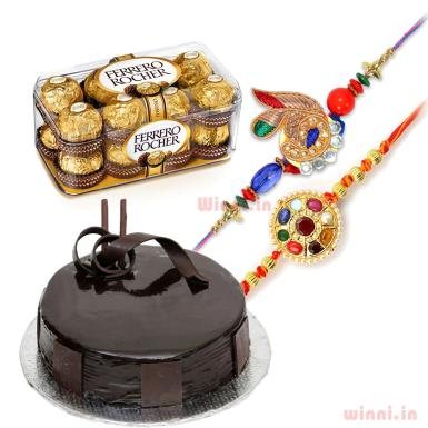 buy Chocolaty Wishes