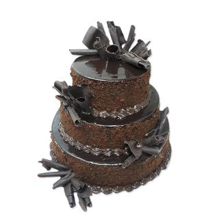 buy 3 tier Eggless Cake