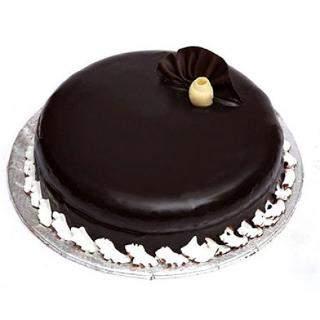 buy Dark Chocolate Eggless Cake