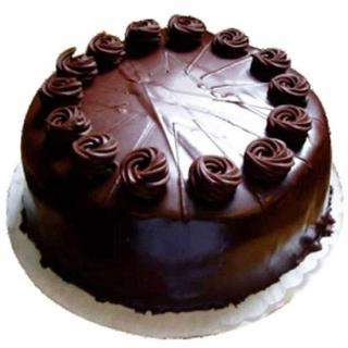 buy Rich Chocolate Eggless Cake