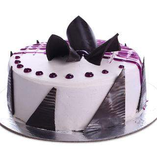 buy Blueberry Eggless Cake