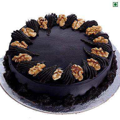 Buy Choco Walnut Eggless Cake