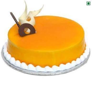 Buy Mango Maharaja Eggless Cake