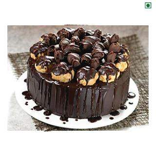 buy Chocolate Profitrol Eggless Cake