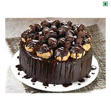 Buy Chocolate Profitrol Eggless Cake