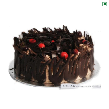Buy German Wild Forest Eggless Cake