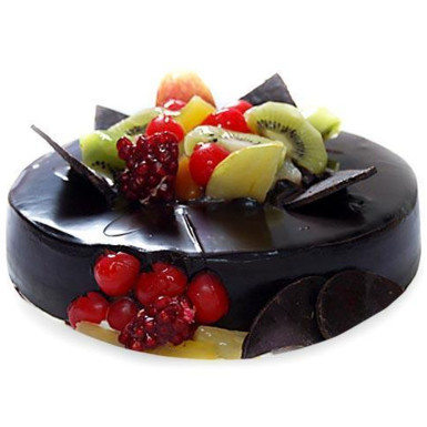 buy Chocolate Fruits Cake