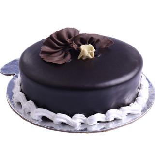buy Plain Chocolate Cake