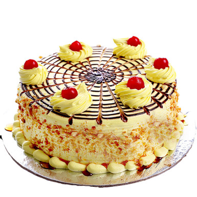 Buy Affable Butterscotch Cake