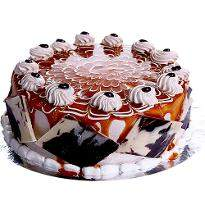 Cappuccino Spell Cake