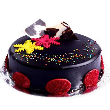Buy Choco Velvet Desire Cake