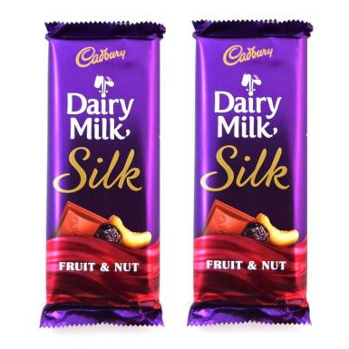 buy 2 Cadbury Silk Chocolates