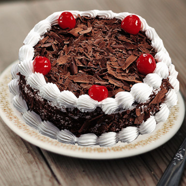 Black Forest Cake: online cake delivery