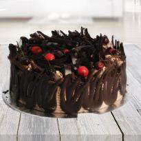 German Wild Forest Cake