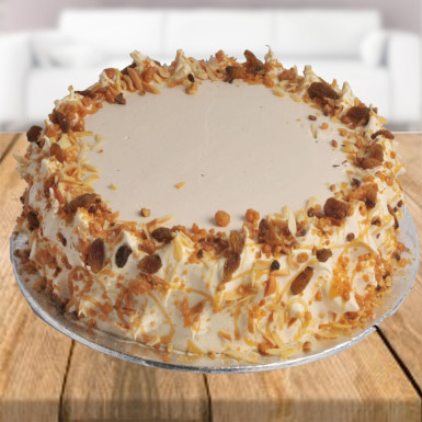 1 Midnight Cake Delivery In Ahmedabad Order