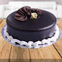Plain Chocolate Cake