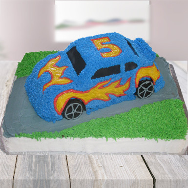 Car Shape Cake Winniin
