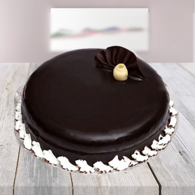 Buy Dark Chocolate Cake
