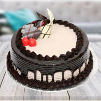 Chocolate Cream Gateaux Cake