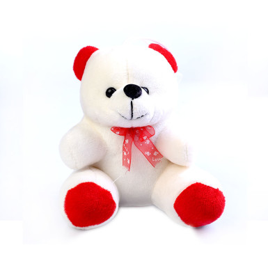 Buy Small White Teddy Bear
