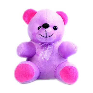 Buy Medium size Purple Teddy Bear