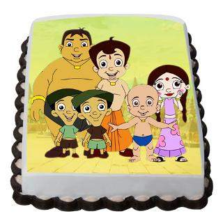chhota bheem cake buy order or send online for home delivery