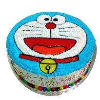 Doraemon cream cake