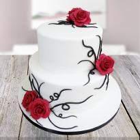 Supreme Vanilla Cake
