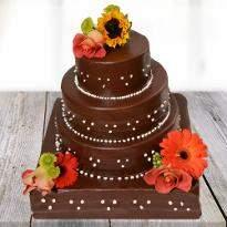 Dazzling Chocolate Cake