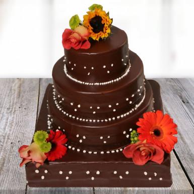 Buy Dazzling Chocolate Cake