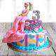 Buy Barbie Beauty Cake