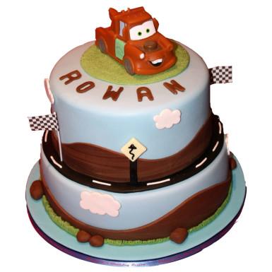 buy Cars Mater fondant cake