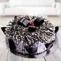 Wild Delight Chocolate Vanilla Cake