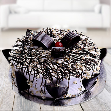 Buy Wild Delight Chocolate Vanilla Cake