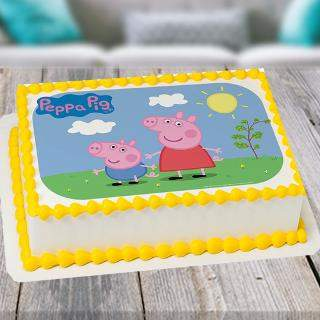 Peppa Pig Cake Buy Order Or Send Online For Home