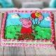 Buy Peppa Pig Cream Cake