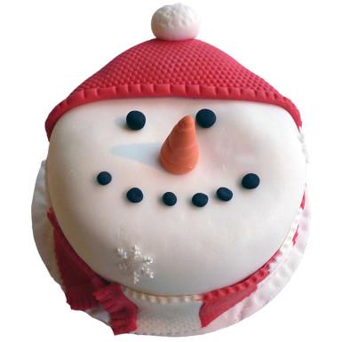 Buy Happy Snowman Cake